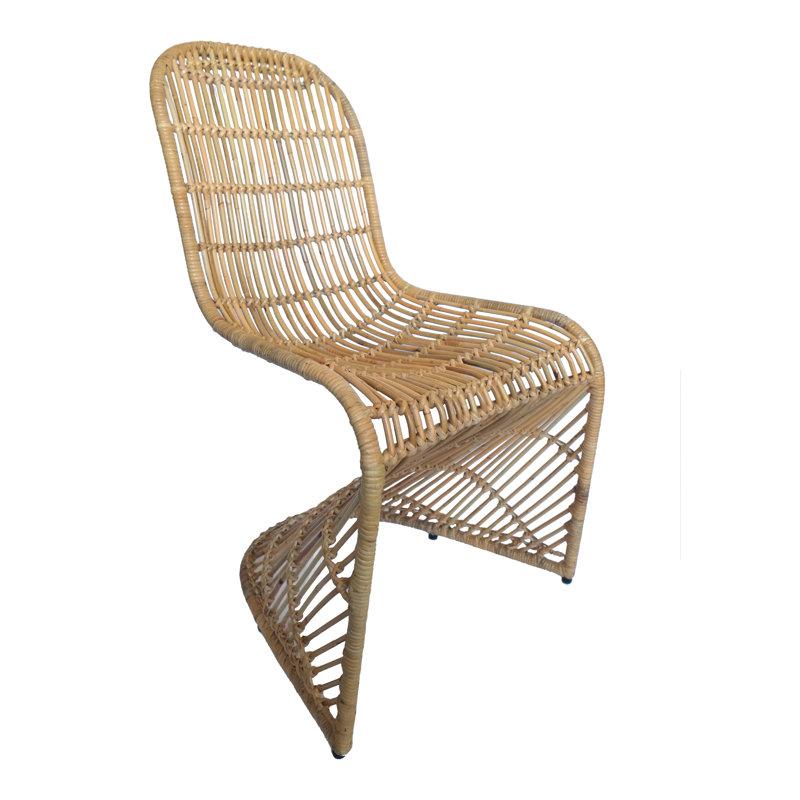 Pīts bambusa krēsls
