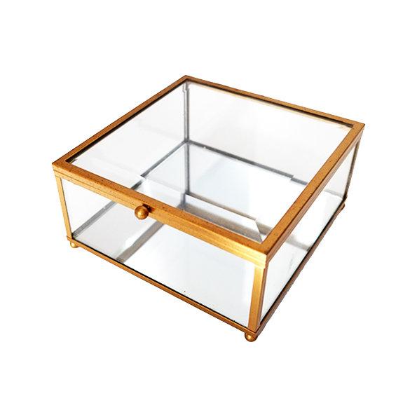 Stikla lādīte
