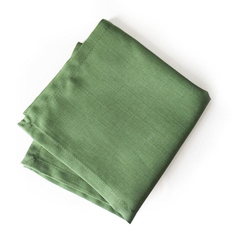GREEN auduma salvete