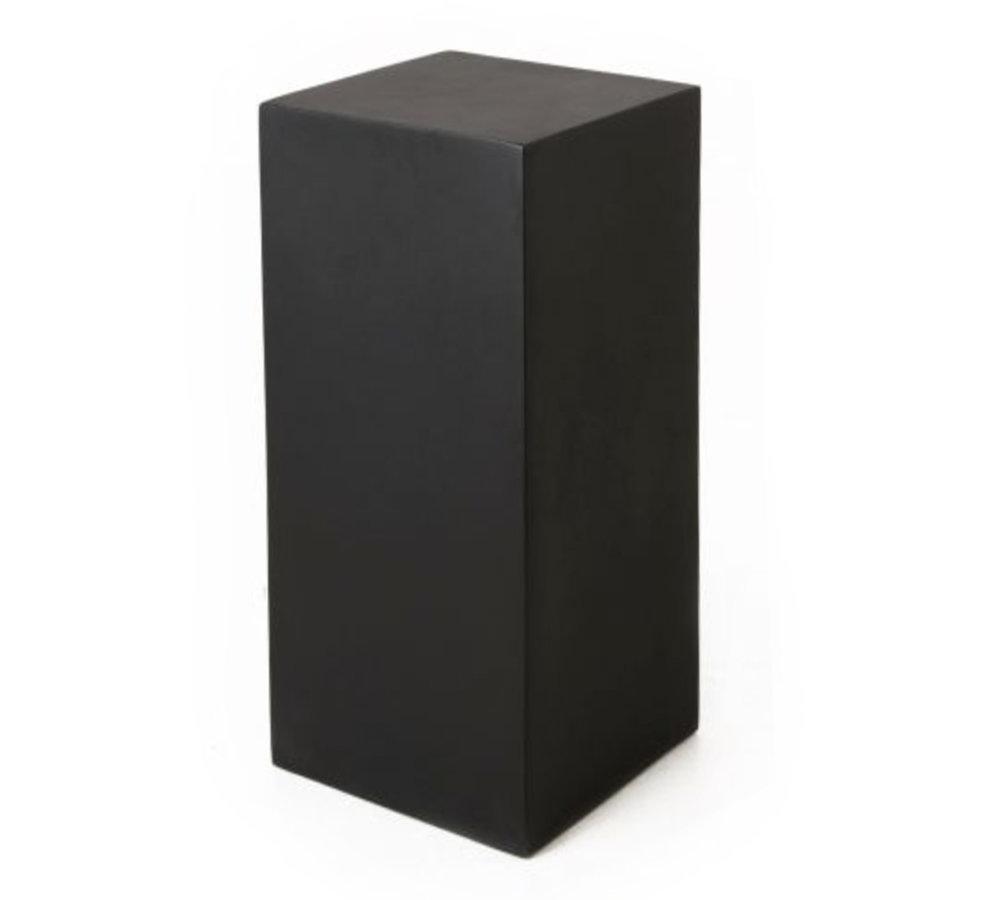 Melns podests 40x40 H100