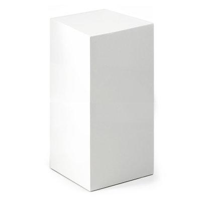 Balts podests 40x40 H100