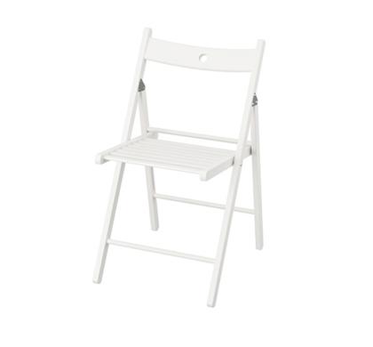 Saliekams koka krēsls