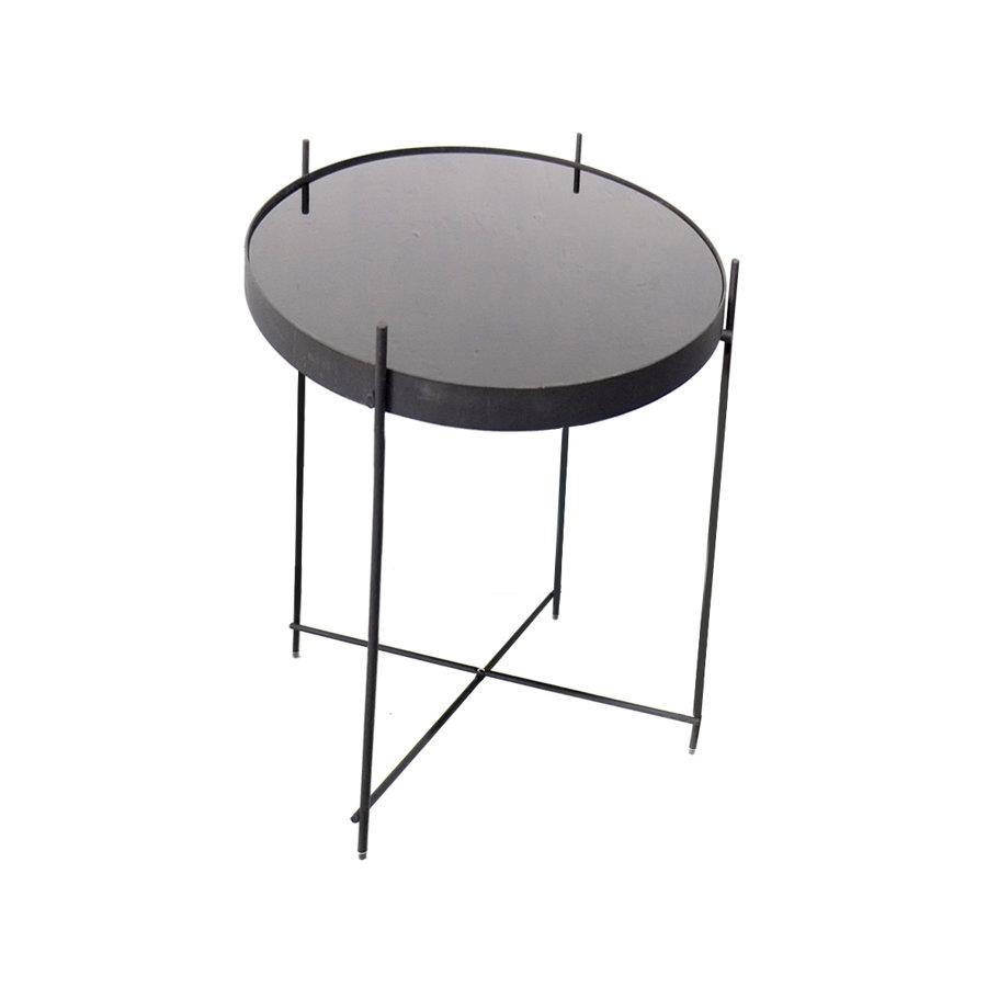 Zuiver galdiņš ar melnu stiklu mazs